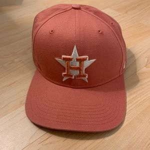 Houston Astro's snap back baseball cap